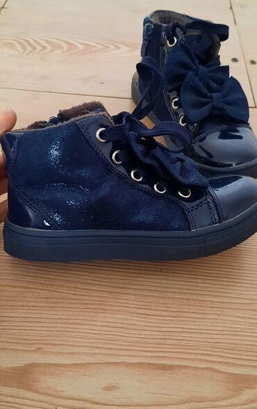 Деми ботинки для девочек, фирма Антилопа, почти не носили, очень