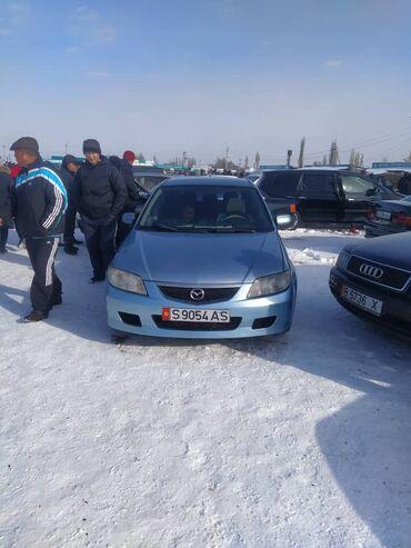 эмблема манас в Кыргызстан: Mazda 323 1.6 л. 2002