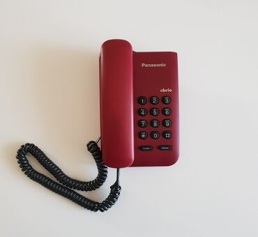 Fiksni telefon - Srbija: Panasonic - fiksni telefon Nov