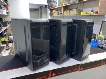 Продаю игровые системные блоки   I5 4570 Asus h81 8гб озу 120ssd+1tb h