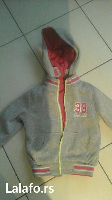 Za devojcice prolecna jaknica sa dva lica vrlo malo nosena odlicno ocu - Smederevo