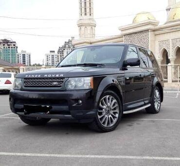 Land Rover - Кыргызстан: Land Rover Range Rover Sport 5 л. 2011 | 180000 км
