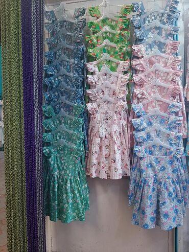 Детские платье на 3-4-5-6 лет  По 300сом