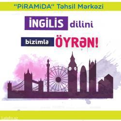 Bakı şəhərində İntensiv İngilis Dili Kursları