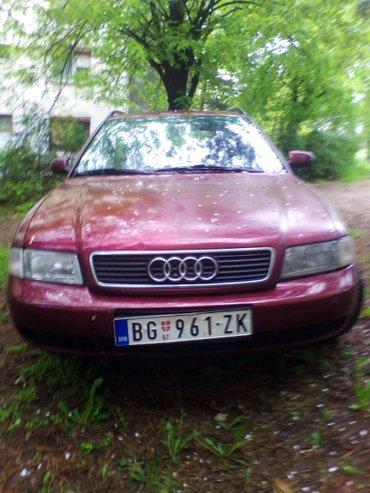 Audi A4 qvatro 4×4 benzin registrovan celu godinu - Beograd - slika 4