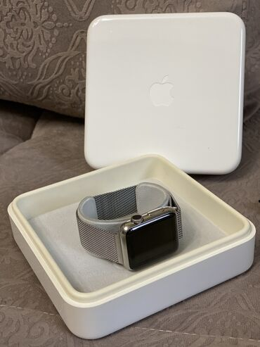 зарядка meizu в Кыргызстан: Унисекс Наручные часы Apple