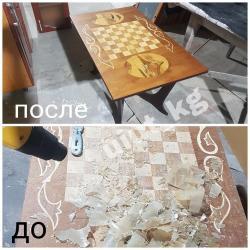 Ремонт мебели - Кыргызстан: Реставрация мебели