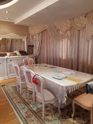 8 мкр Элит 170 кв м 7/8 к/ из 2 л/з 2 с/у евро част мебель, б/п. в Лебединовка
