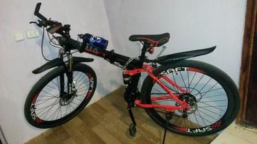 велосипеды от 1 года в Азербайджан: Велосипед SAFT SPORT. Новый. 2019 Раскладной, вмещается в багажник