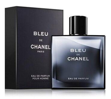 Мужской парфюм для уверенных мужчин! BLEU DE CHANEL - это аромат решит