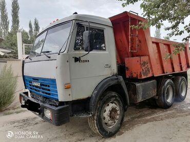 Купить камаз самосвал 65115 бу - Кыргызстан: Евро камаз 65115