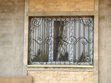 Услуги - Кунтуу: Сварка   Ворота, Решетки на окна, Навесы