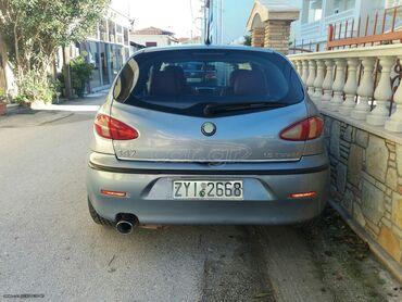 Alfa Romeo 147 1.6 l. 2001 | 190000 km