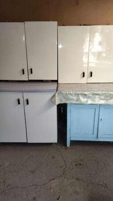 продам кухонный стол in Кыргызстан | СТОЛЫ: Продам кухонные шкафы в отличном состоянии. один шкаф с сушилкой для