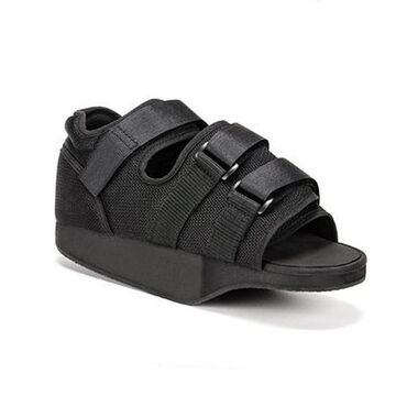 Обувь Барука - это ортопедическая терапевтическая или после