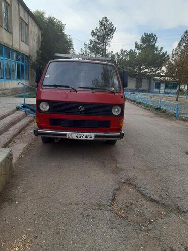 Volkswagen Transporter 1.8 л. 1988