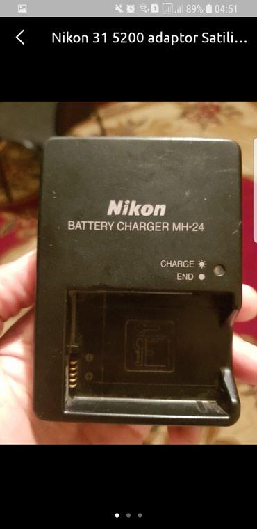 Bakı şəhərində Adaptor ustunden cixma  Nikon d3100 d3200  d3300 d3400 d5100 d5200