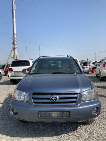 хайлендер бишкек in Кыргызстан   ГРУЗОВЫЕ ПЕРЕВОЗКИ: Toyota Highlander 3.3 л. 2007   17000 км