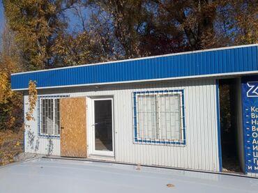 Коммерческая недвижимость - Кыргызстан: Сдаю павильон 28кв 9мкр