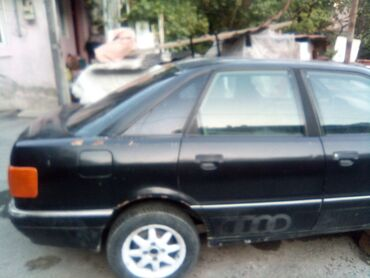 audi 80 1 8 quattro - Azərbaycan: Audi 80 1.8 l. 1988 | 123456 km