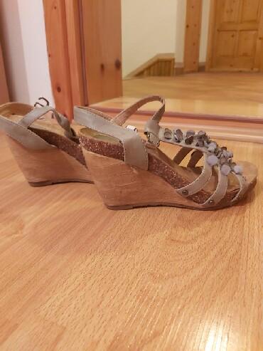 Ženska obuća | Zabalj: Ocuvane sandale