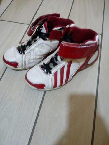 Patike za kosarku - Srbija: Patike za kosarku Adidas br.38 2/3