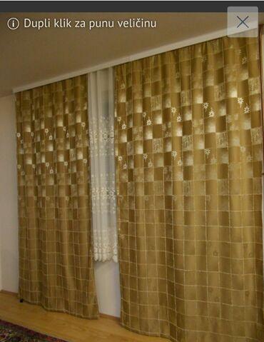 Kućni dekor - Kucevo: DRAPERI 2xsirina125cm i visina250 cm
