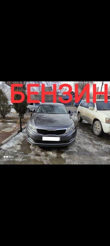 нцт 2019 ответы в Кыргызстан: Kia Optima 2 л. 2010 | 150650 км