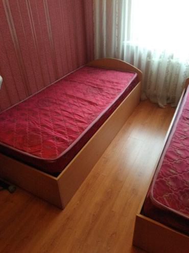 Кровати. мебель. размеры: ширина 90 см, в Бишкек