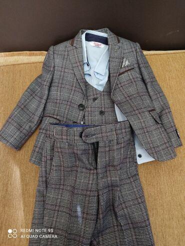 детские костюмчик в Кыргызстан: Продам детский костюмчик на мальчика на 2-3 года,в отличном состоянии