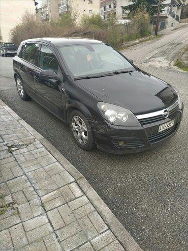 Opel Astra 1.8 l. 2005 | 180000 km