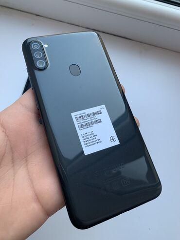зарядные устройства для телефонов hoco в Кыргызстан: Цена окончательная! Продам Samsung Galaxy A11 32GB. Состояние нового т
