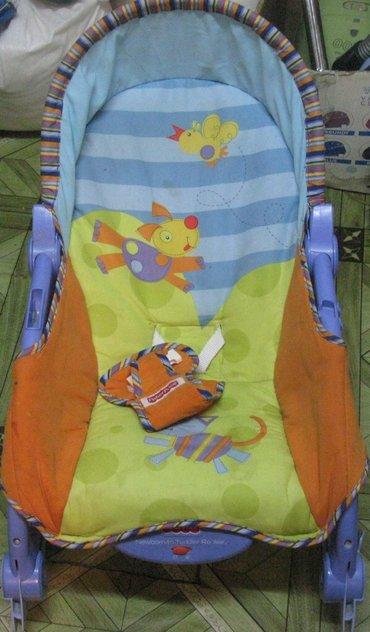 Детская кровать качалка fisher-price, в Бишкек