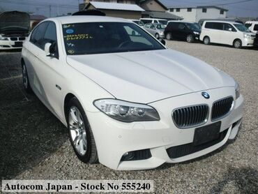 BMW 5 SERIES in Azərbaycan: BMW 5 series 2 l. 2012 | 127000 km