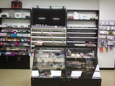Магазин Cosmolac. Все для маникюра, педикюра и наращивания ресниц. Адр в Бишкек