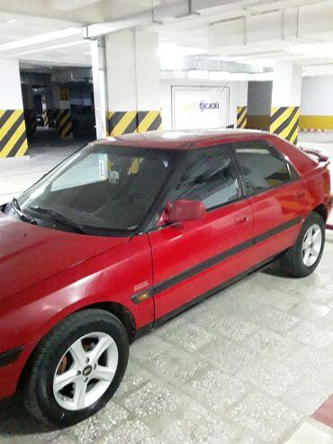 Mazda 323 1.8 л. 1990   337000 км