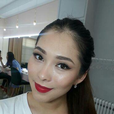 делаем макияж и причёску в Кыргызстан: Макияж Дневной нюдовыйСмоки айс 3д макияж Свадебный стойкий макияж НА