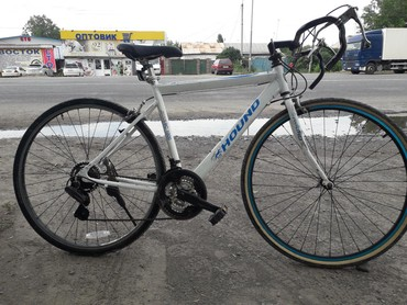 шоссейный велосипед pinarello в Кыргызстан: Шоссейник Корейский велосипед          Велосипеды из Кореи шоссейные.г
