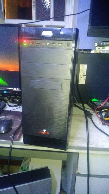 мат плата в Кыргызстан: Core™ i5-4460 Системный блок 4-ядра 4-потокаМат. плата ASUS B85M-G