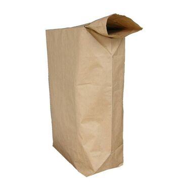 Бумажные, клапанные мешки(25кг).Бумажный   мешок.  Изго