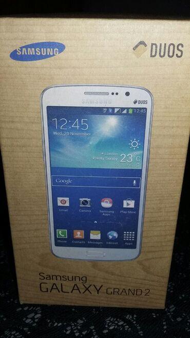 Samsung galaxy grand 2 - Азербайджан: Samsung Galaxy Grand 2 BOŞ QUTUSU Kime lazimdisa muraciyyet ede biler
