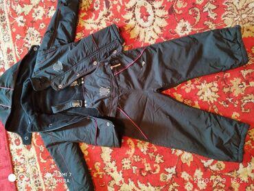Продаю детские вещи, куртка комбинезон оригинал, на мальчика 3-4