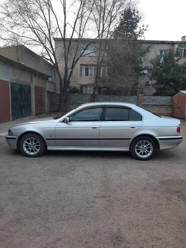 бмв 525 2004 в Кыргызстан: BMW 525 2.5 л. 2002 | 777 км