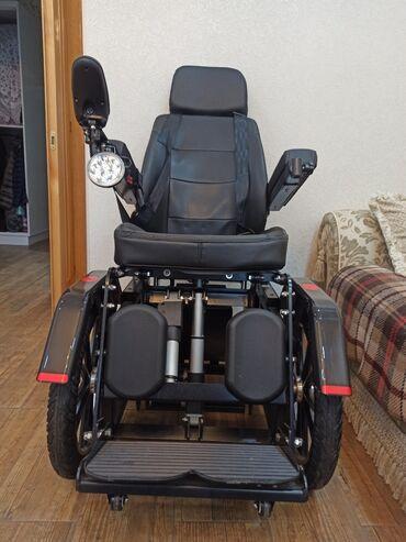 Продаю новый электрическую Инвалидную Коляску.Все вопросы по телефону