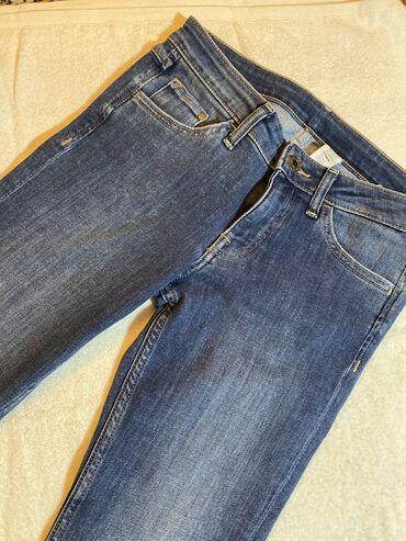 HM джинсы 26 размер новые 1000сом