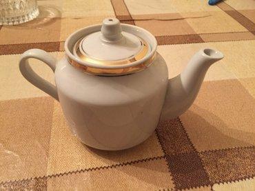 Bakı şəhərində Çaydan. SSSR