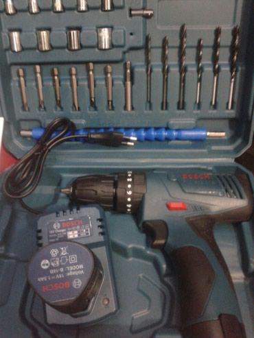 Bakı şəhərində Drel - şurupbaqlayan Bosch profesional GSB 12-2 LI   Malaysiyada