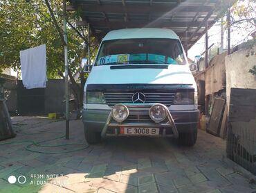 Mercedes-Benz Sprinter Classic 2.9 л. 1999 | 300000 км