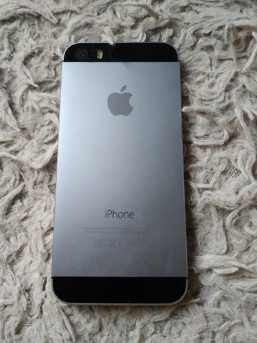 Срочно продаю iPhone 5s 64 gb на нем защитка есть чехол айклауд мой в Бишкек