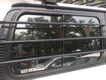 Toyota Land Cruiser 80 стекло заднее правое сдвижное, Тойота Ленд